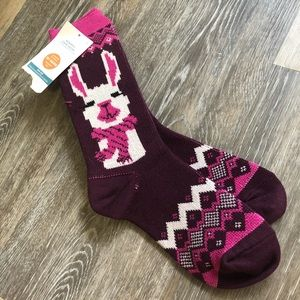 NWT Old Navy Llama Crew Socks SOLD OUT